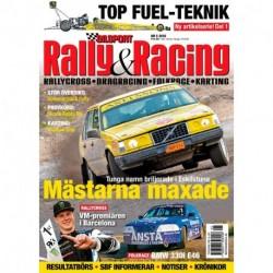 Bilsport Rally & Racing nr 5 2018