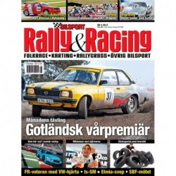 Bilsport Rally&Racing nr 5 2013