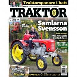 Traktor nr 4 2018