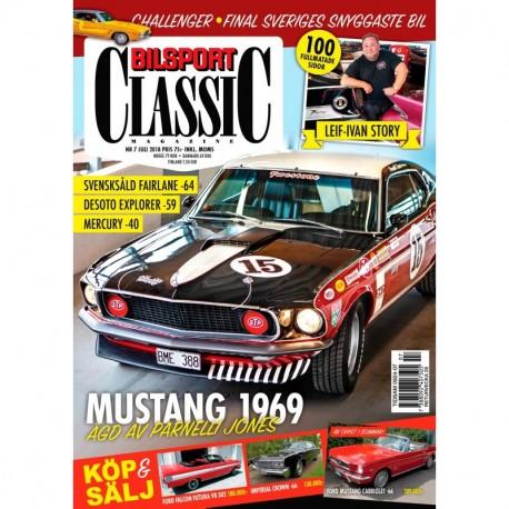 Bilsport Classic nr 7 2018