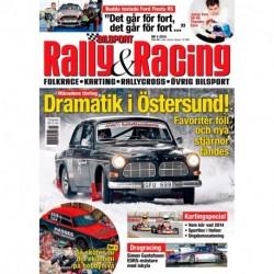 Bilsport Rally&Racing nr 4 2014