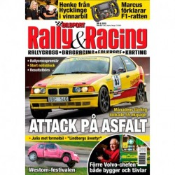 Bilsport Rally&Racing nr 6 2015