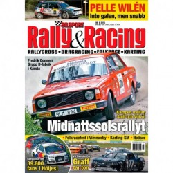 Bilsport Rally&Racing nr 8 2015