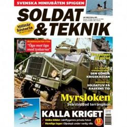 Soldat & Teknik nr 4 2012