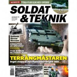 Soldat & Teknik nr 6 2014
