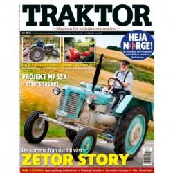 Traktor nr 1 2012