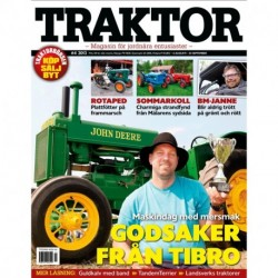 Traktor nr 4 2013