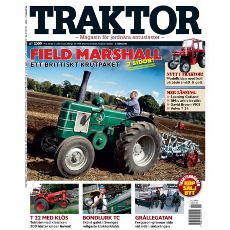 Traktor nr 1 2009
