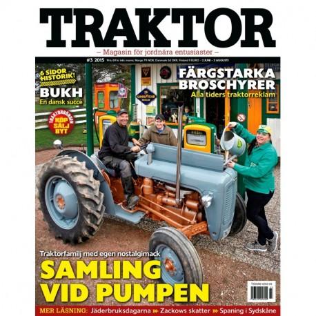 Traktor nr 3 2015