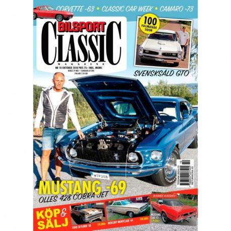 Bilsport Classic nr 10 2018