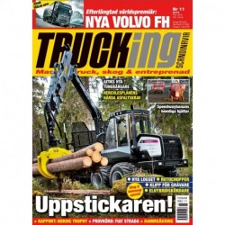 Trucking Scandinavia nr 11 2012