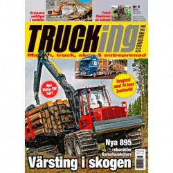Trucking Scandinavia nr 5 2013