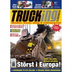 Trucking Scandinavia nr 3 2016