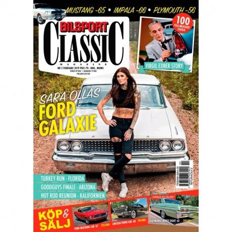 Bilsport Classic nr 2 2019