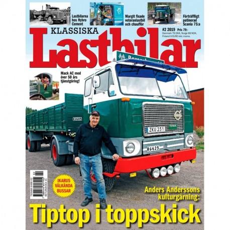 Klassiska Lastbilar nr 2 2019