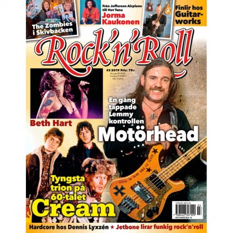 Rock'n'Roll Magazine nr 3 2019