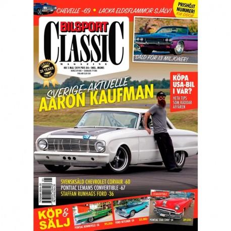 Bilsport Classic nr 5 2019