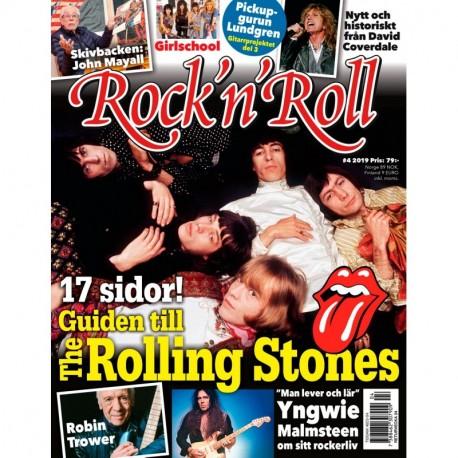 Rock'n'Roll Magazine nr 4 2019