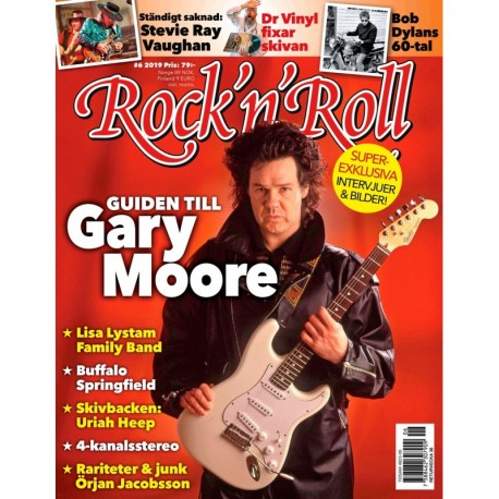 Rock'n'Roll Magazine nr 6 2019