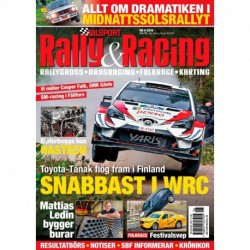 Bilsport Rally & Racing nr 6 2019