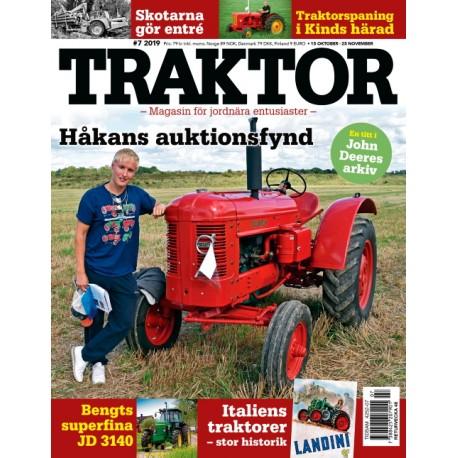 Traktor nr 7 2019