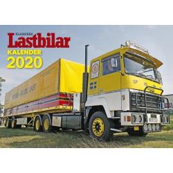 Väggalmanacka Klassiska Lastbilar 2020