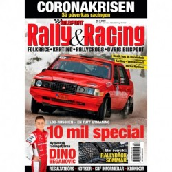 Bilsport Rally & Racing nr 3 2020