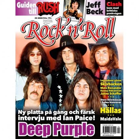 Rock'n'Roll Magazine nr 4 2020