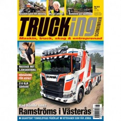 Trucking Scandinavia nr 8 2020