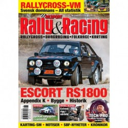 Bilsport Rally & Racing nr 6 2020