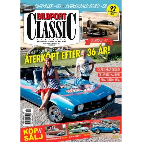 Bilsport Classic nr 10 2020