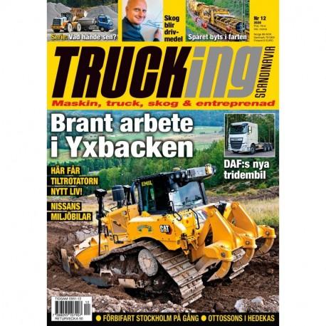 Trucking Scandinavia nr 12 2020