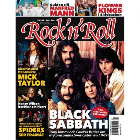 Rock'n'Roll Magazine nr 5 2021