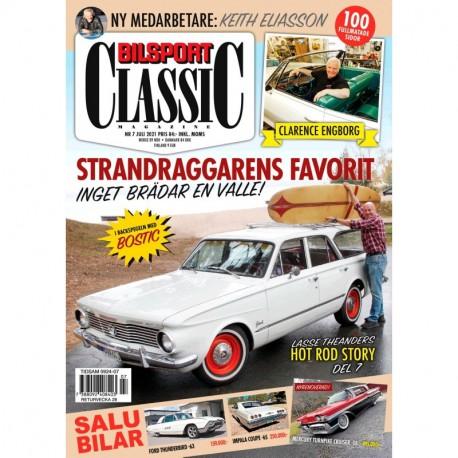 Bilsport Classic nr 7 2021