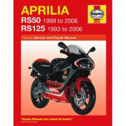 Aprilia RS50 1999 - 2006 & RS125 1993 - 2006