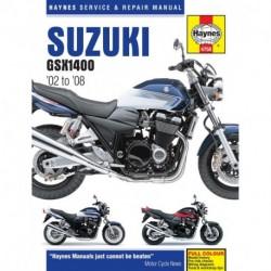 Suzuki GSX1400 2002 - 2008
