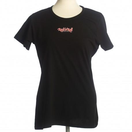 T-shirt dam Rock´n´Roll