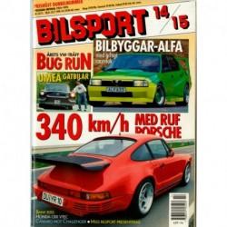 Bilsport nr 14  1990