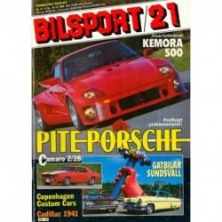Bilsport nr 21  1988