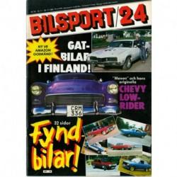 Bilsport nr 24  1981