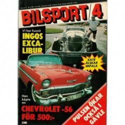 Bilsport nr 4  1981