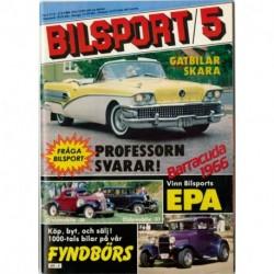 Bilsport nr 5  1983