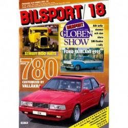 Bilsport nr 18  1989