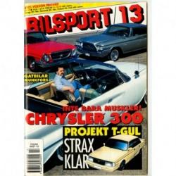 Bilsport nr 13  1995