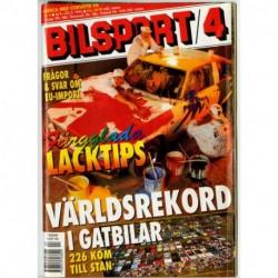 Bilsport nr 4  1995