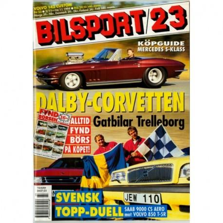 Bilsport nr 23  1994