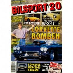 Bilsport nr 20  1993
