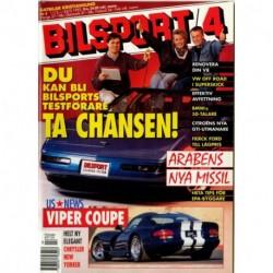 Bilsport nr 4  1993