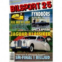 Bilsport nr 25  1992