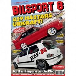 Bilsport nr 8  2005